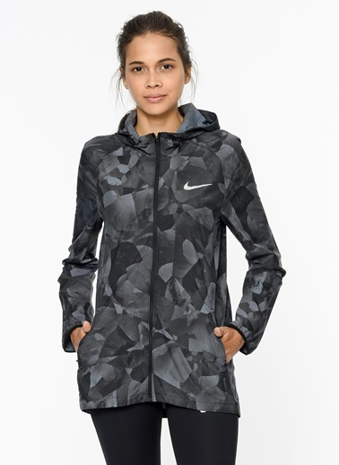 Kapüşonlu Fermuarlı Sweatshirt Nike